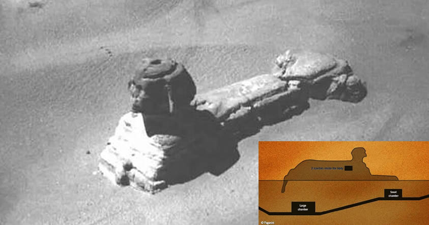 fe906aba5ebf3 This-is-a-rare -image-of-the-Sphinx-taken-from-a-hot-air-balloon-in-the-early-19th-century-This-is- before-excavation-and-restoration