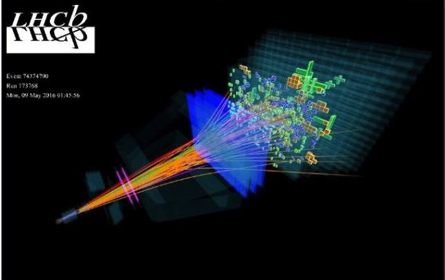 The Large Hadron Collider has identified 5 new Subatomic Particles