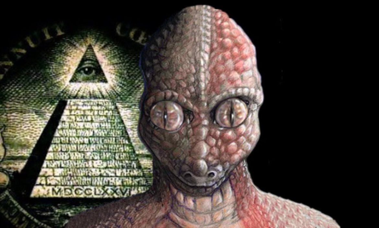The Reptilian Plot: The Holographic Prison