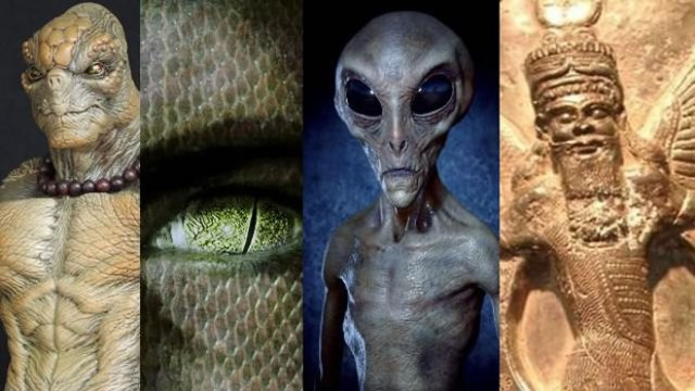 Human DNA was designed by aliens