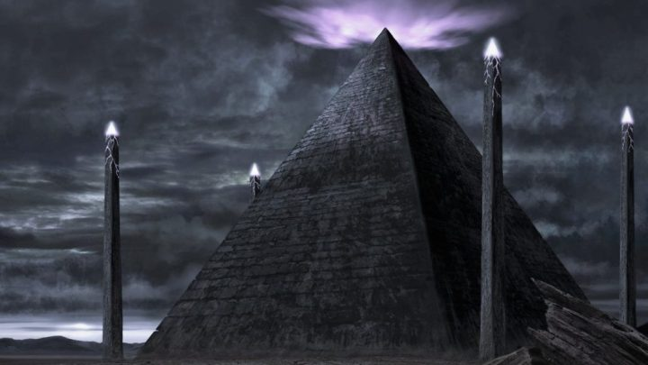 Forbidden History: A mysterious Fourth Black Pyramid in Giza (Book of the year 1,700 )