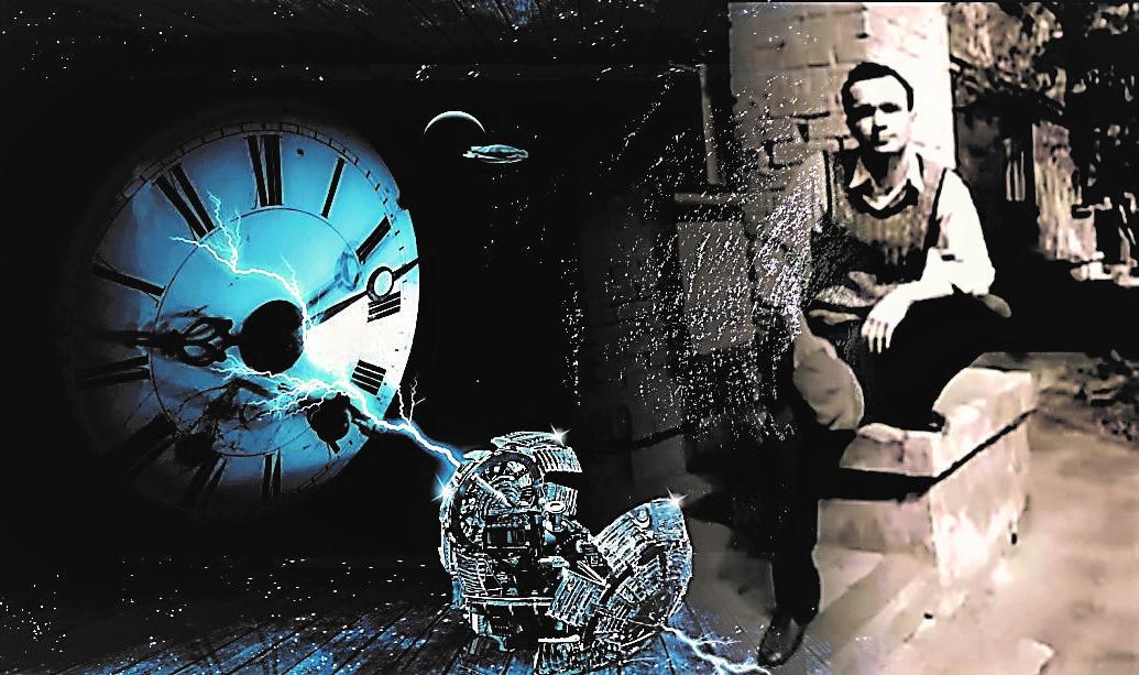 The Amazing Case of Sergei Ponomarenko, a Time Traveler in Kiev