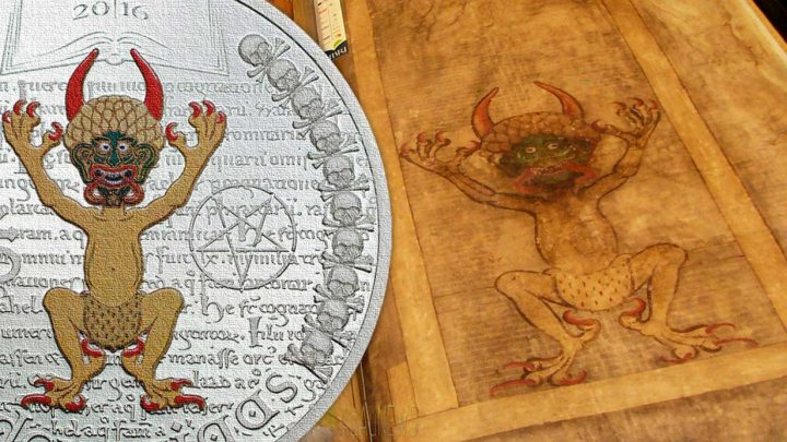 """Bible of the Devil: The Incredible Hidden Story of the """"Codex Gigas"""""""