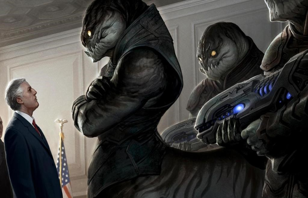Video: Infiltrated Extraterrestrials Working for the US Government And NASA?