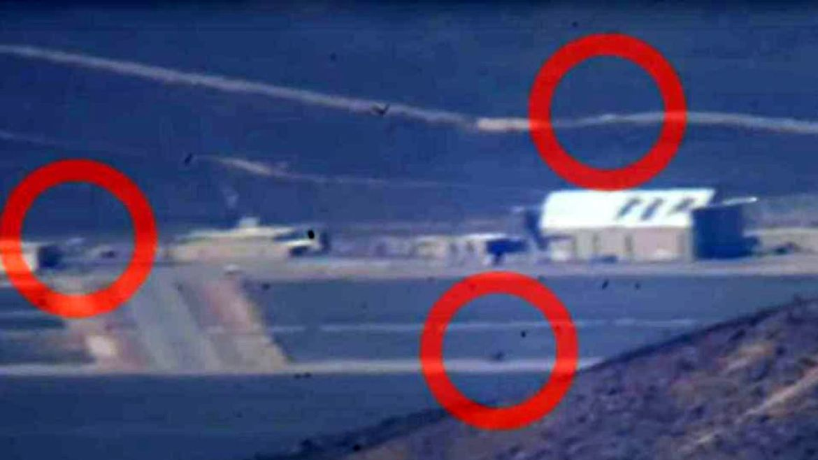 UFO Hunters Capture Area 51's Best Video Yet
