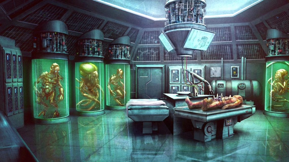 In the Interior of a UFO: Meet the Experiences aboard the Abductees