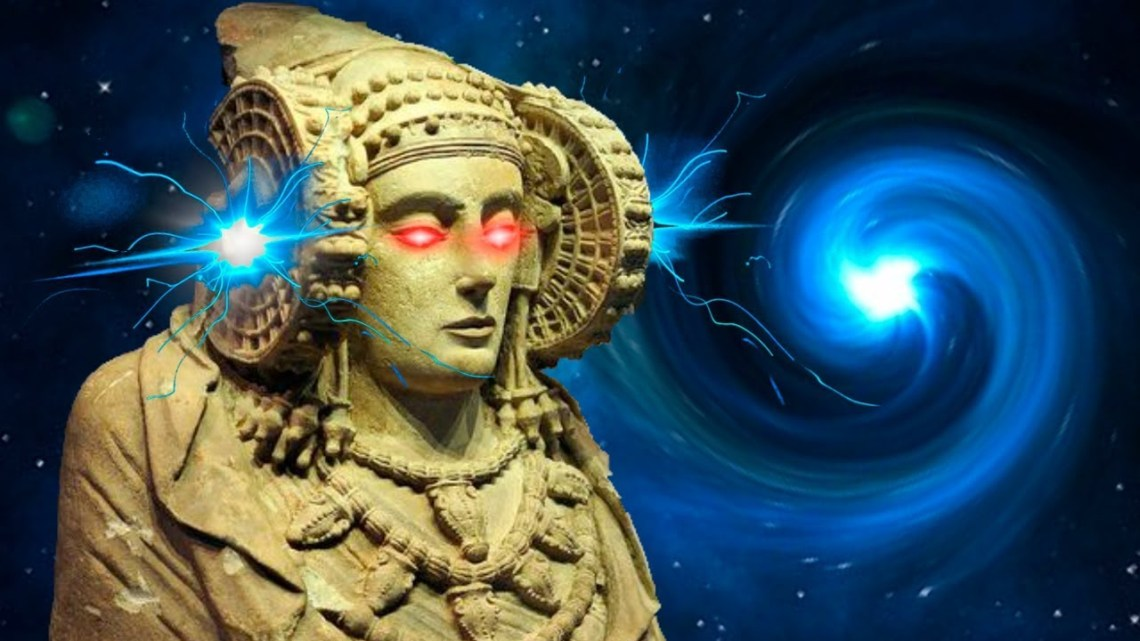 The Enigma of the Lady of Elche: Was it an Anunnaki Queen?