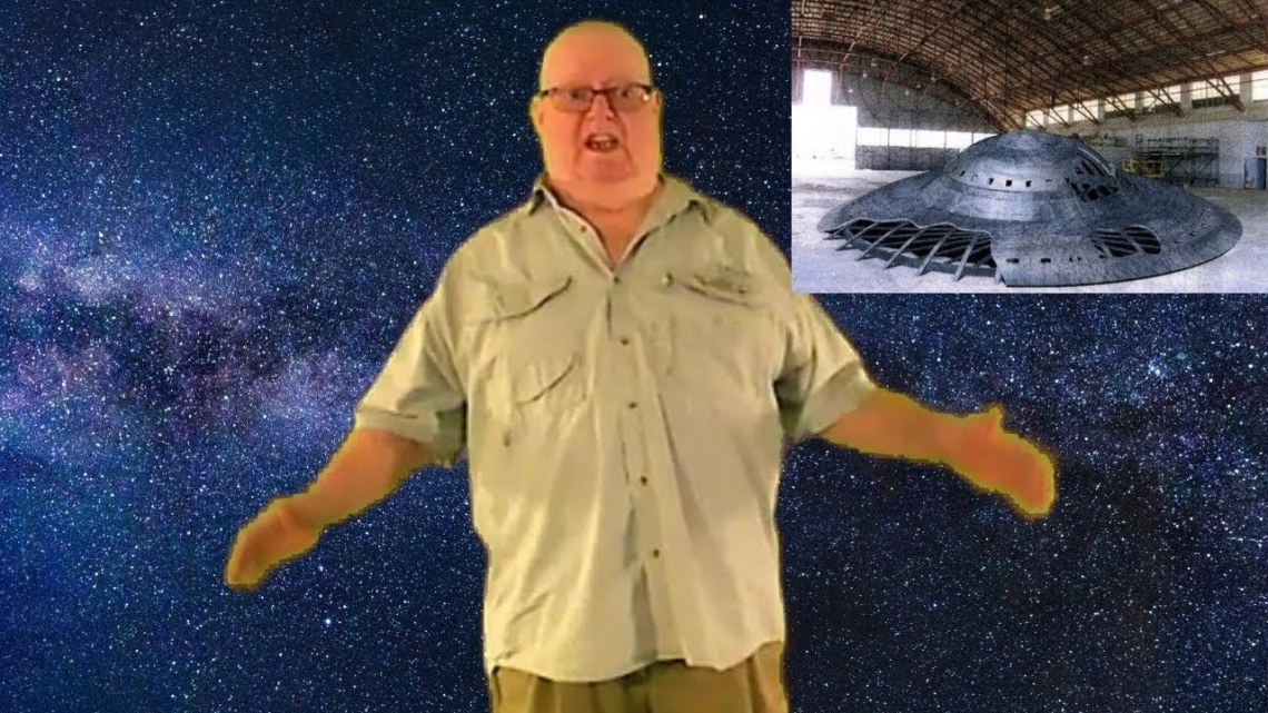 Former worker of Area 51 affirms that He piloted a UFO and traveled in Time (Video)