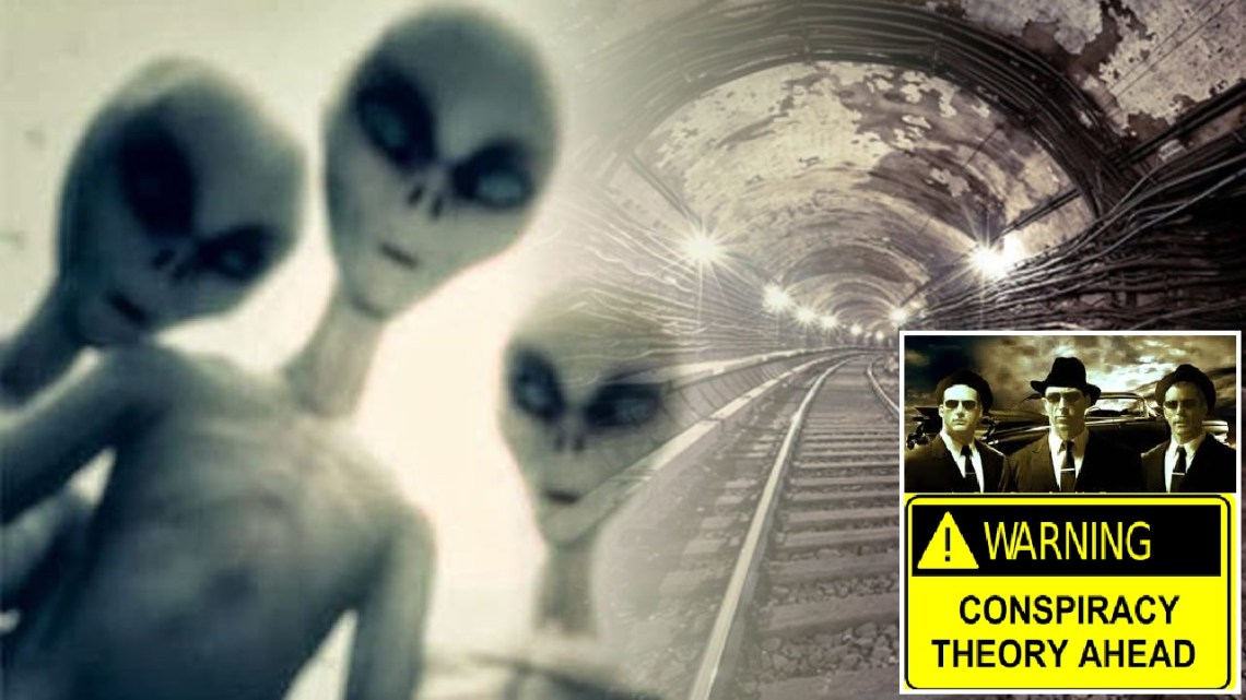 The Great Extraterrestrial Conspiracy of History : Does our Technology Hide them? (Video)