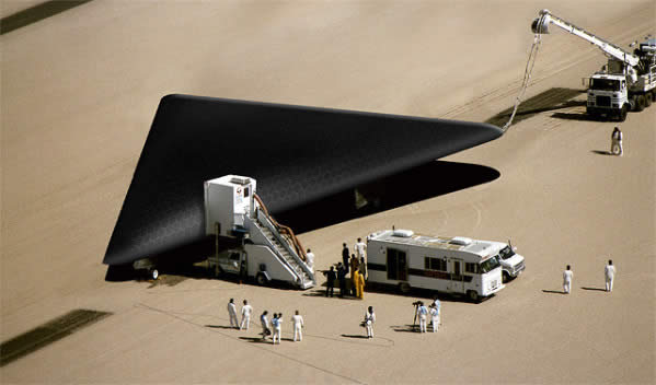 US Government Hides an Anti-Gravity Fleet with Extraterrestrial Technology claims scientists