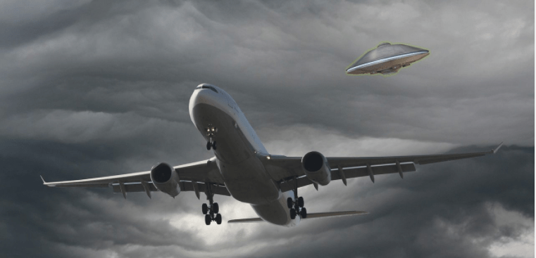 They launch audio of encounter between UFO and airplanes in Arizona, and until now nobody can explain it