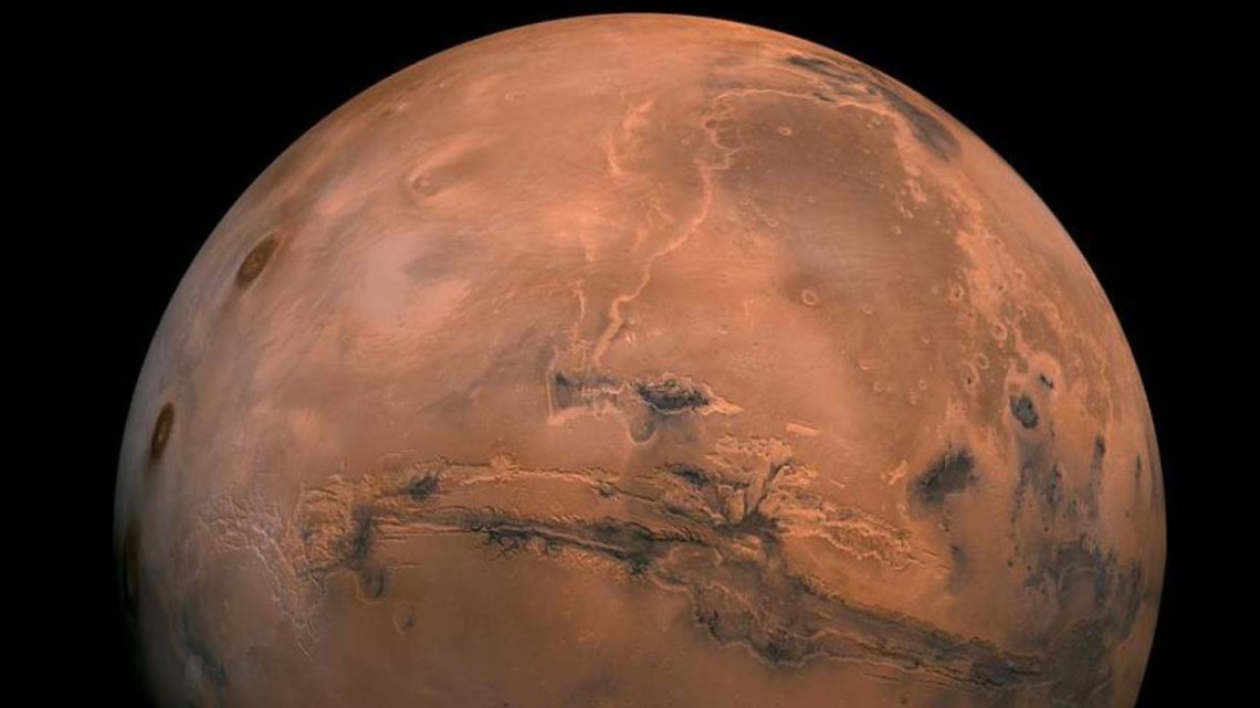 NASA reveals that there was extraterrestrial life on Mars