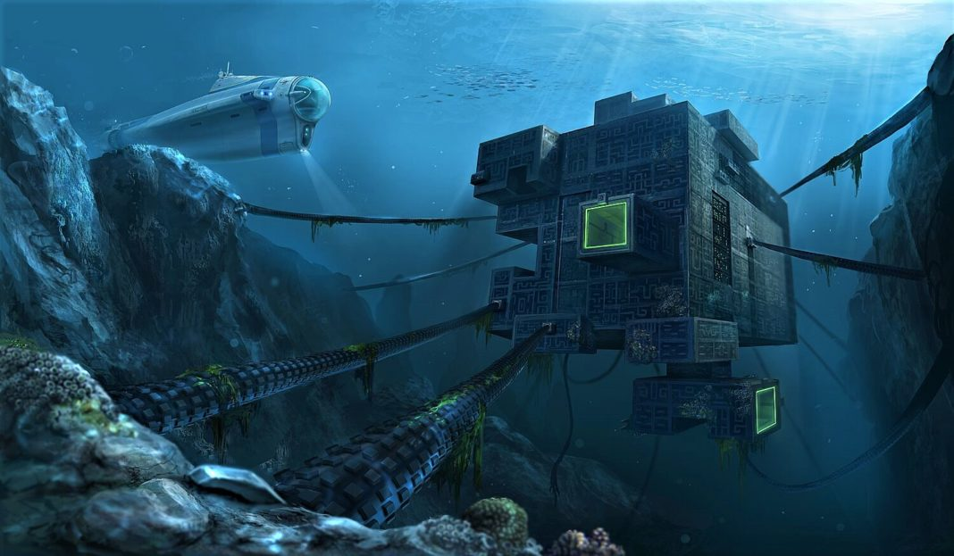 Underwater alien bases: The mystery of the OSNIs
