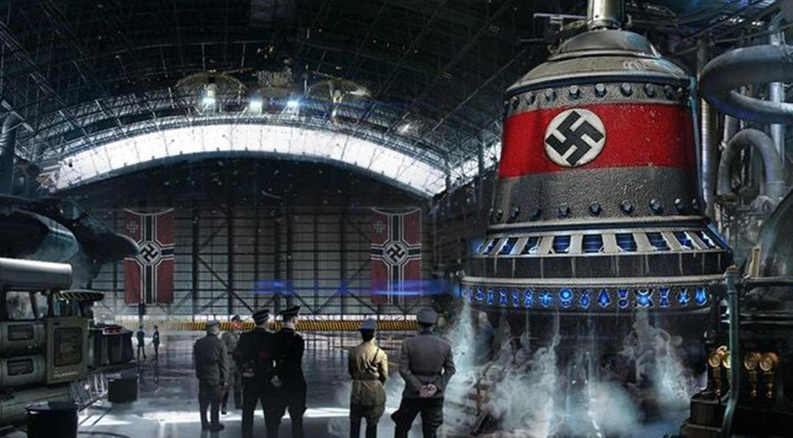 Die Glocke : The Nazi Bell that could travel in time