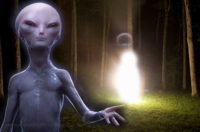 """The MUFON World UFO Center receives a strange report from an """"Extraterrestrial Entity"""""""