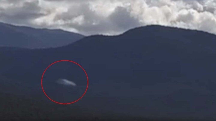 The Most impressive UFO sighting of the last decades over area 51