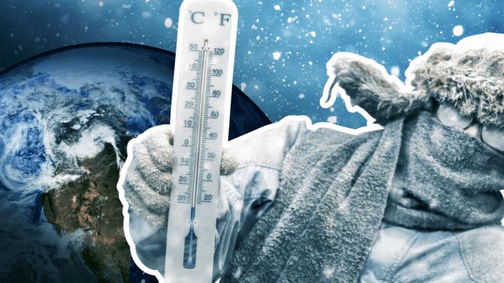 New Ice age : polar vortex will cause temperatures of 50º below zero in the US