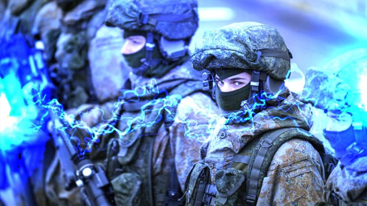 The Russian Ministry of Defense claims to have super soldiers trained to use telepathy in combat