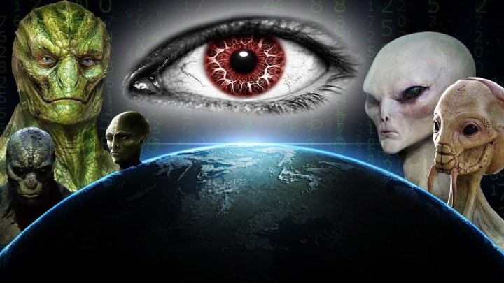 The elites are not human: This is how these Reptilians act with us