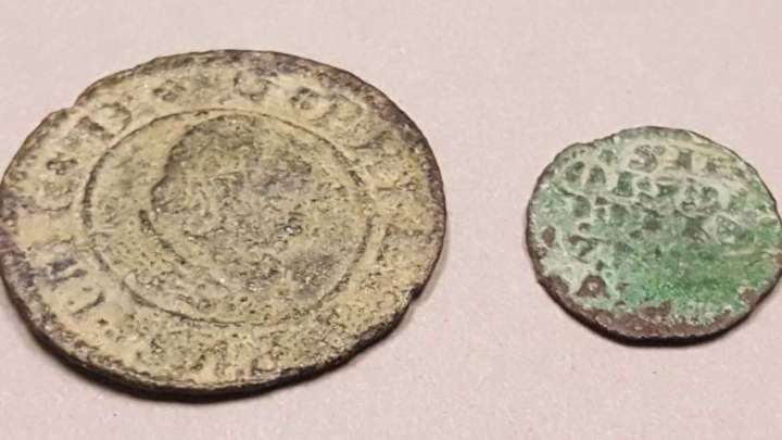 They find in Utah a Spanish coin minted 200 years before the arrival of Columbus to the New World