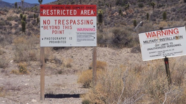 Bob Lazar warns storming Area 51 Might end up in a lot of deaths.