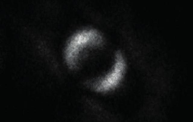 The first photograph of quantum entanglement has been captured
