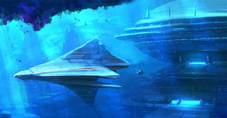 Nat Geo Photographer Says He Encountered Advanced Underwater Aliens