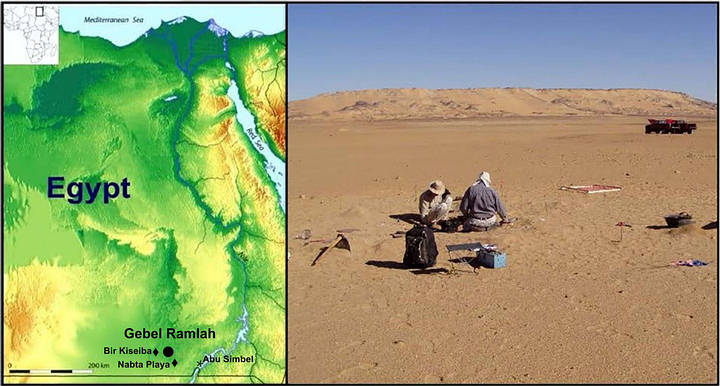 Archaeologists find traces of the mysterious civilization prior to Pharaonic Egypt