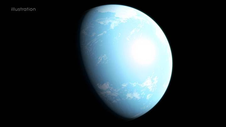 NASA found a potentially habitable planet in a nearby planetary system