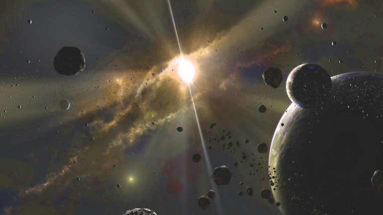 Mysterious alien signals are being sent by dead planets
