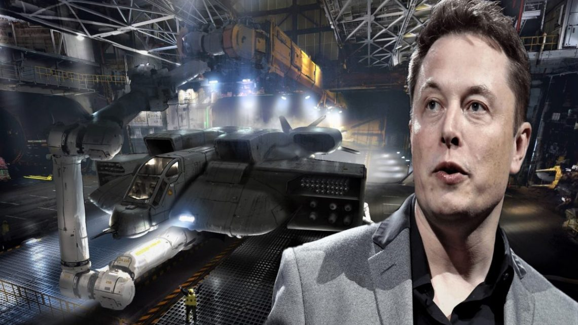 Elon Musk talks about aliens and says he has something better than Area 51