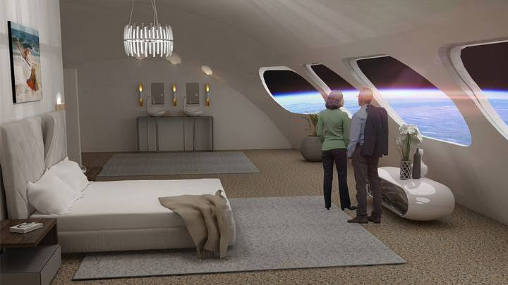 Von Braun Station: the first space hotel would be ready by 2025