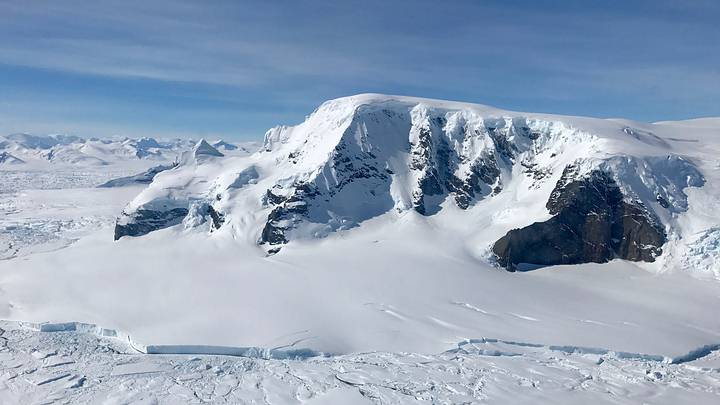 Ice with radioactive chlorine from atomic bombs found in Antarctica