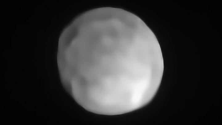 Astronomers have found the new smallest dwarf planet Hygeia in our Solar System