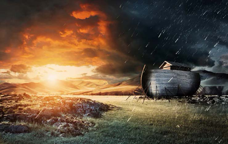 Noah's Ark Archaeologists confirm the existence of Noah's Ark through 3D images