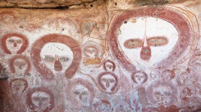 The mystery of the Wandjina: ancient astronauts in Australia