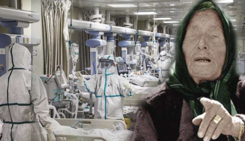 Baba Vanga predicted the coronavirus and population confinement worldwide