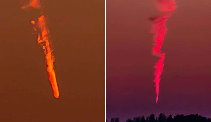 Strange objects are falling from the sky all over the world and nobody knows what they are