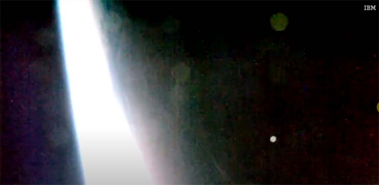 International Space Station Records Thousands Of Alien Spacecrafts Leaving Earth