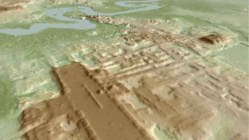 Archaeologists discover the largest and oldest Mayan monument that changes the history of America