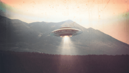 The Colorado River UFO incident: Wreckage Recovered by government