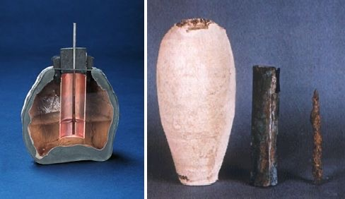 Baghdad Battery: Ancient Civilisations Had Electricity And Batteries