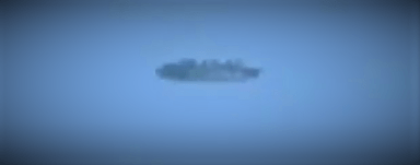 Cigar Shaped UFO Spotted Over Tijuana, Mexico