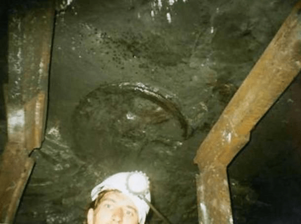 300 Million Years Old Wheel Found In Donetsk mine