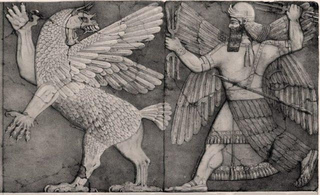 Marduk: The Babylonian god who reigned over the chaos of an Anunnaki war