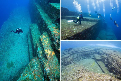 Yonaguni Unexplainable Archaeological Findings