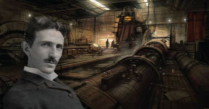 Nikola Tesla's Time Travel Experiment- He Could see the past, present, and future all at once