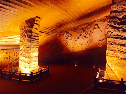 The Longyou Cave