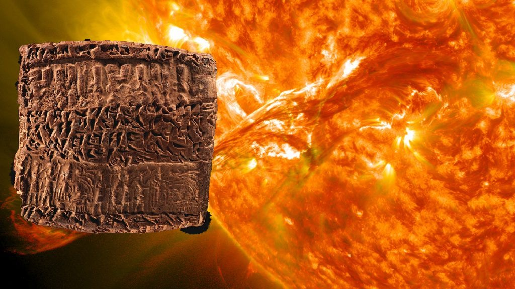 Ancient cuneiform tablets turned out to be historically correct in regards to a possible threat to Earth