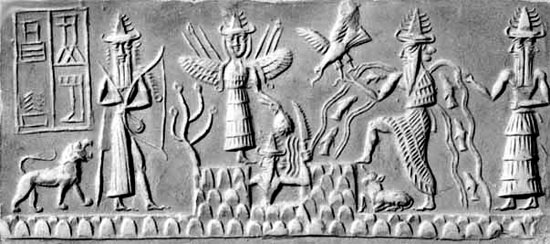 The Forbidden History Of The Anunnaki : 14 Tablets of Enki Reveals Fascinating Details